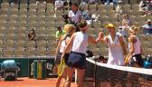 Skrót meczu Linette/Pera – Krejcikova/Siniakova w półfinale French Open