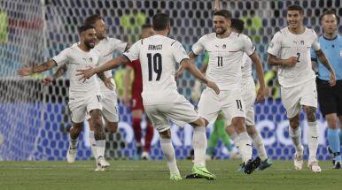 Pewna wygrana w Rzymie. Włosi dali popis na początek Euro