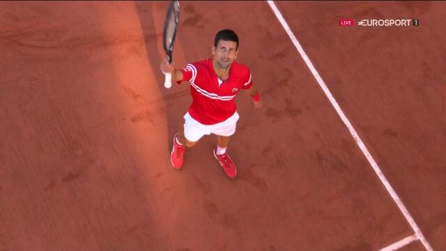 Djoković wygrał French Open 2021