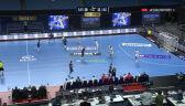 Barca prowadziła z Aalborgiem po 1. połowie finału Final Four Ligi Mistrzów