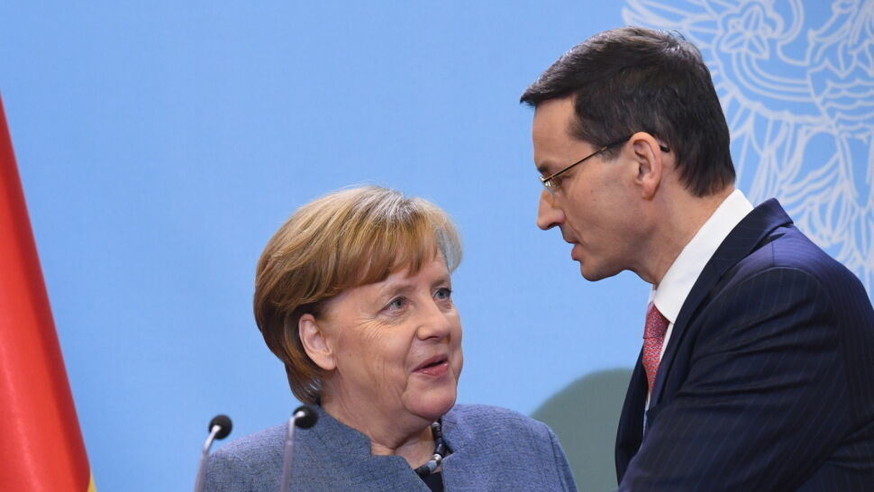 Merkel: z zadowoleniem przyjęłabym pomyślny  wynik rozmów Komisji Europejskiej z Polską