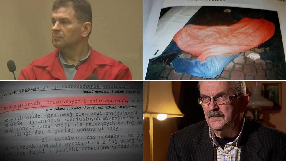 """""""Notatka ze wskazaniem mordercy"""" - fragment reportażu"""