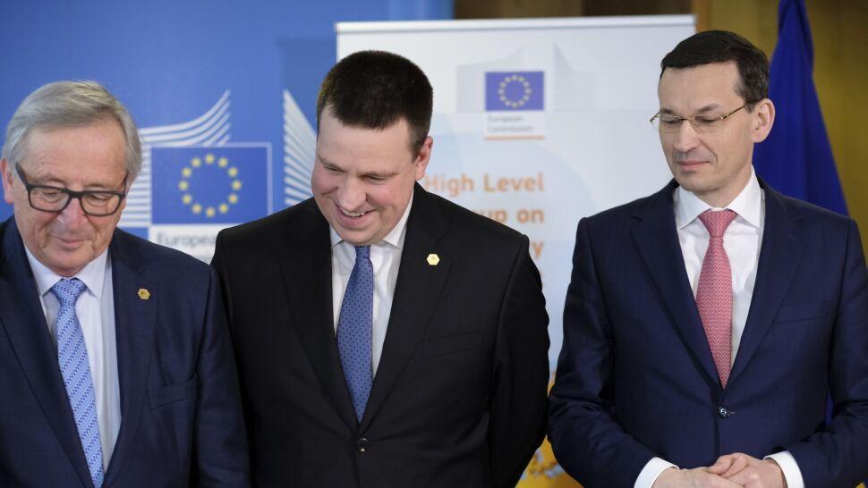Morawiecki: ludzie coraz częściej czują się poirytowani tym, co widzą w Europie