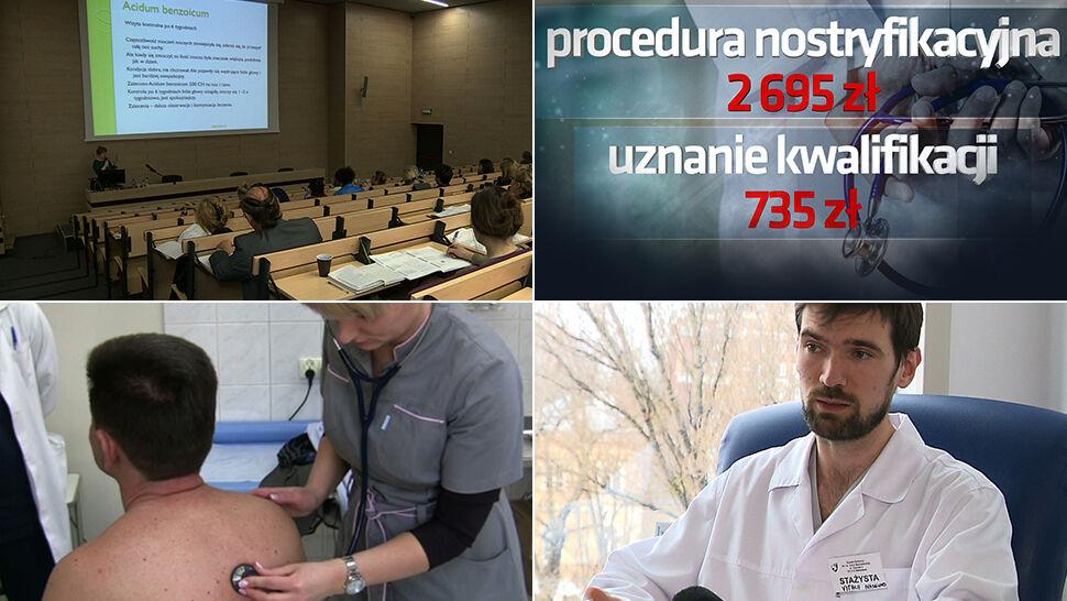 Ukraińscy lekarze mile widziani w Polsce. Ma być taniej i łatwiej