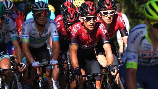 """Dla Kwiatkowskiego Tour de France dopiero się zaczyna. """"Zobaczymy, jak się kręcą nogi"""""""