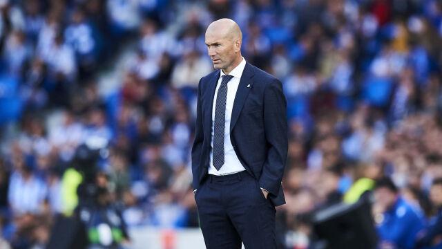 Madryt, mamy problem. Zidane opuścił zgrupowanie w Montrealu