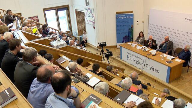 Spotkanie polskich profesorów pracujących na zagranicznych uniwersytetach