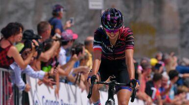 Katarzyna Niewiadoma piąta w Giro d'Italia kobiet