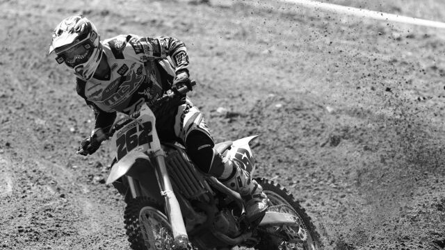 Łukasz Lonka nie żyje. Wielokrotny mistrz Polski w motocrossie miał 29 lat