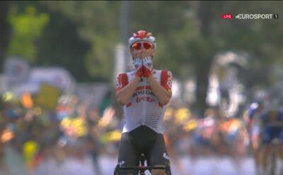 De Gendt wygrał 8. etap, Alaphilippe znów liderem Tour de France