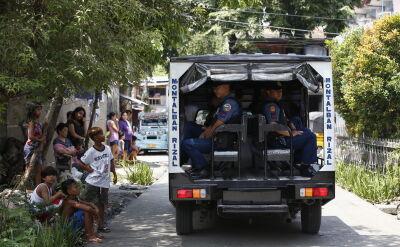 Ofiary wojny antynarkotykowej Rodrigo Duterte