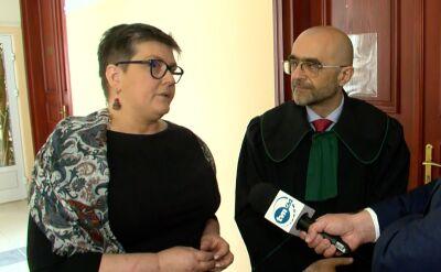 Wyrok w sprawie zatrzymania Elżbiety Podleśnej