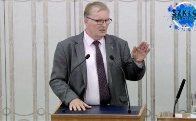 """Senator Bonkowski nazwał prezydent Gdańska """"Frau Dulkiewicz"""""""