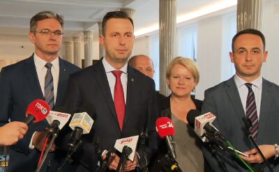 Szef PSL: Nie widzimy w PO chęci budowy bloku centrowego. Budujemy Koalicję Polską