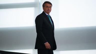 Prezydent Brazylii nie został wpuszczony na ligowy mecz