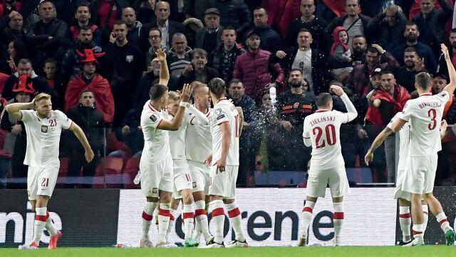 """""""Nasi zawodnicy cieszyli się przed trybuną Albańczyków, można było tego uniknąć"""""""