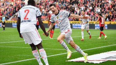 Bayern nokautuje, kolejne  ligowe gole Lewandowskiego