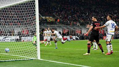 Szalony mecz. Milan przegrywał 0:2, a i tak wygrał