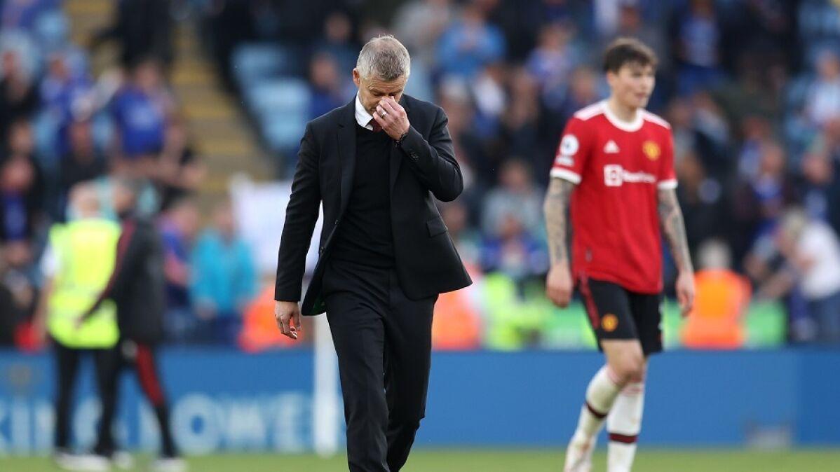 """Czarna seria Manchesteru. """"Tracimy głupie gole, zasłużyliśmy na porażkę"""""""