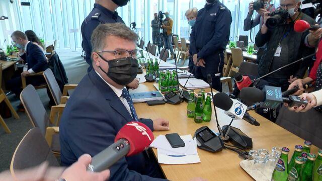 minister Maciej Wąsik