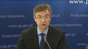 Parulski: ze śledztwa został wyłączony watęk lądowania Jaka- 40 z dziennikarzami.