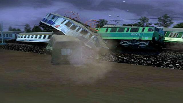 Tak mogła wyglądać katastrofa - animacja 3D