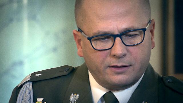 Kamiński uchylił decyzję kontrwywiadu wojskowego w sprawie gen. Kraszewskiego