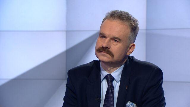 "Waldemar Paruch w ""Rozmowie Piaseckiego"""