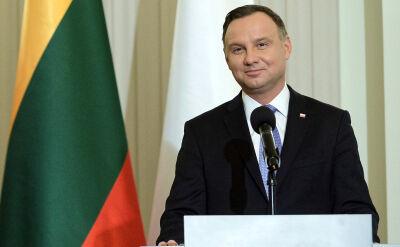 Prezydent: cały czas dążymy do zwiększenia obecności wojsk USA w Polsce