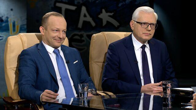 Paweł Olszewski i Andrzej Stanisławek w Tak Jest