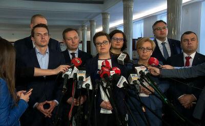 Nowoczesna będzie współtworzyć projekt Koalicji Europejskiej