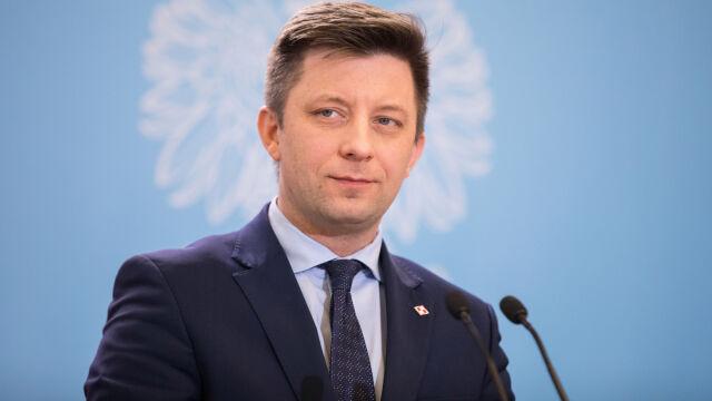 Dworczyk awansował na ministra.  Do tej pory byłsekretarzem stanu