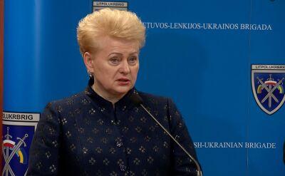 """""""Ukraina pozostaje na drodze, o którą warto walczyć"""""""