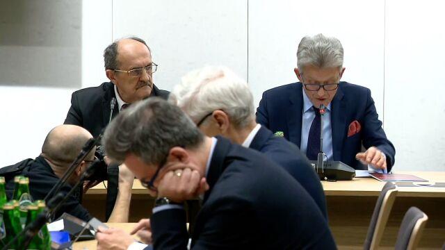 Komisja Sprawiedliwości negatywnie o wniosku w sprawie wotum nieufności wobec Ziobry