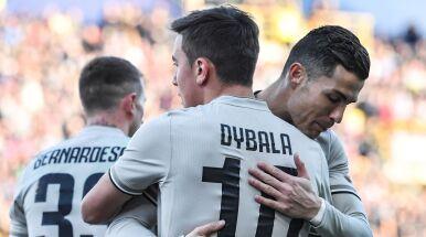 Dybala wyręczył Ronaldo. Juventus umocnił się na pozycji lidera