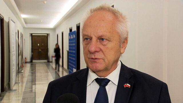 Wniosek o uchylenie Stefanowi Niesiołowskiemu immunitetu trafił do komisji