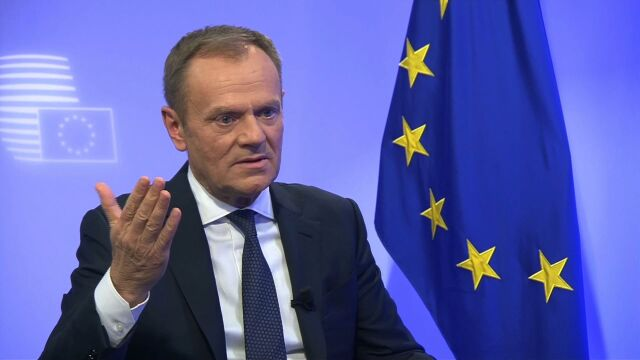 Tusk o Srebrnej i interesach Kaczyńskiego