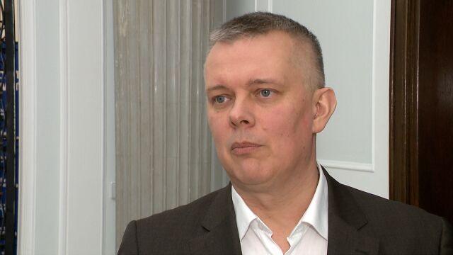 Tomasz Siemoniak: Minister Skurkiewicz zdemaskował Macierewicza