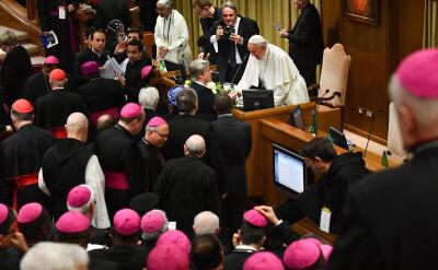"""""""Szczyt ma się odbyć po to, żeby ratować papieża Franciszka"""""""