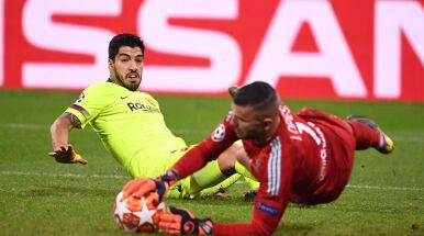 Mecz zmarnowanych szans w Lyonie. Barcelona znów bez wyjazdowej wygranej