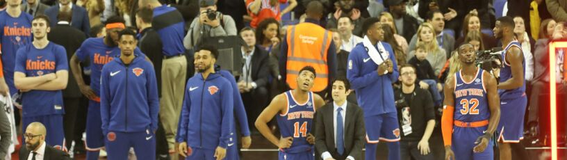 Kolejna katastrofa New York Knicks
