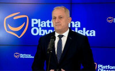 Neumann: obietnice wyborcze PiS to totalna korupcja polityczna