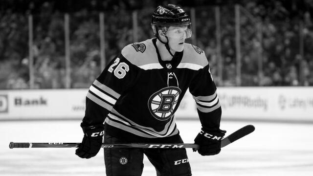 Tragedia w NHL. Nie żyje 25-letni hokeista