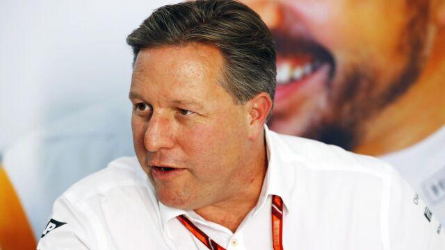 """Złe prognozy dla Formuły 1. """"Mogą zniknąć cztery ekipy"""""""