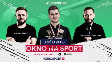 Wicemistrz Europy w snookerze gościem