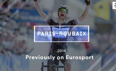 Poprzednio w Paryż - Roubaix. Odważny atak Terpstry na wagę zwycięstwa w 2014