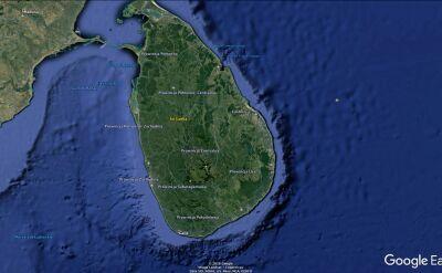 Do zamachód doszło na Sri Lance