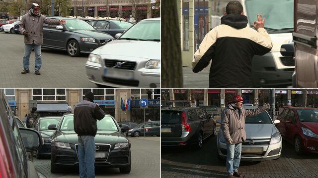Chce pozbyć się samozwańczych parkingowych z centrum miasta