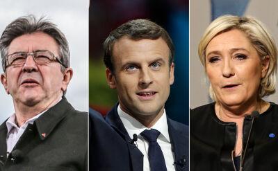 Moszyński: możliwe jest każde rozwiązanie w pierwszej turze wyborów we Francji