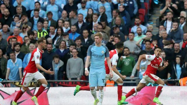 e98abec72 Puchar Anglii: Arsenal w finale, gol Sancheza w dogrywce | Eurosport ...
